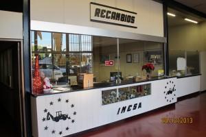 tienda recambios S.Andrés de la Barca